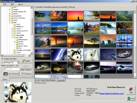 Photos Manager - Easy find & view images you thought were lost